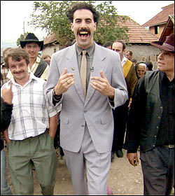 44c198f49f9 'Borat: Cultural Learnings of America for Make Benefit Glorious Nation of  Kazakhstan.'